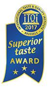 Muzzi superior taste award