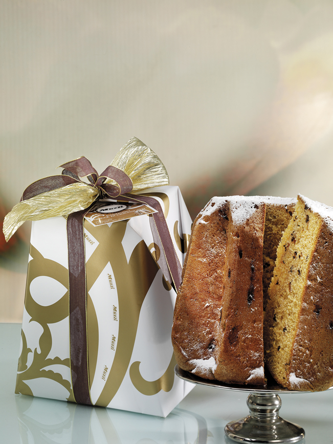 Pandoro gocce di cioccolato