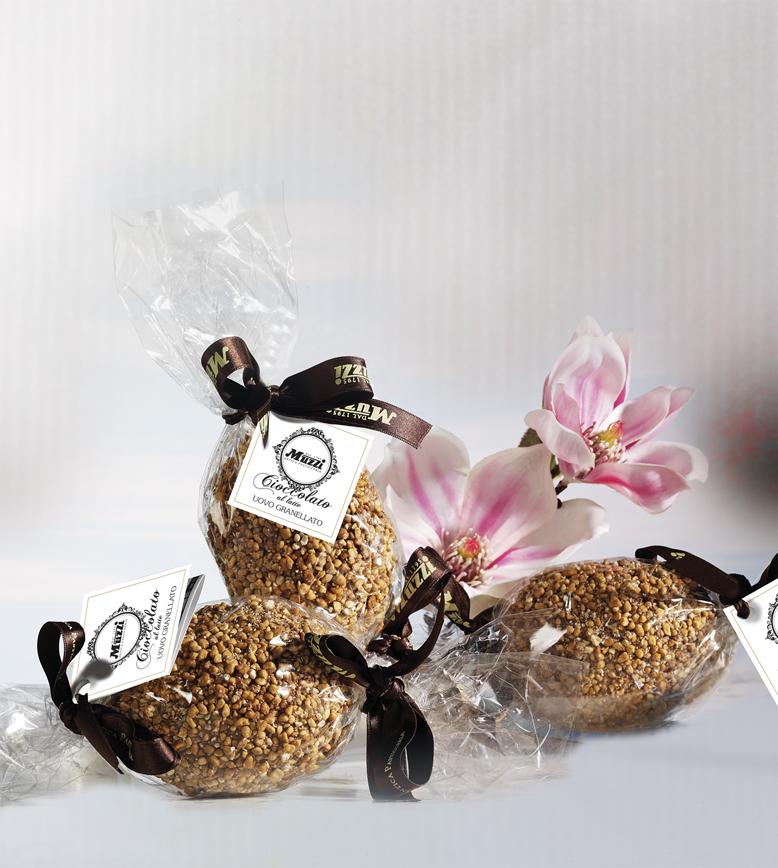 Ovetti di piccione e gallina confettati
