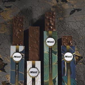 Barre di cioccolato Muzzi Animalier