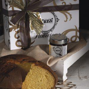 Dolce di Natale con crema fondente Muzzi Gran Classica