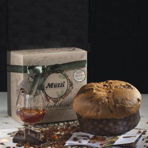 Panettone rum e cioccolato Muzzi