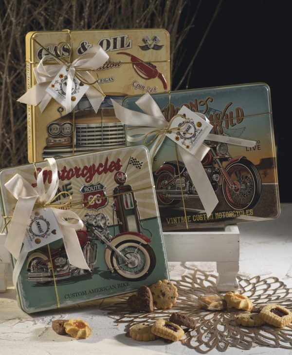 Pasticceria Muzzi latta vintage