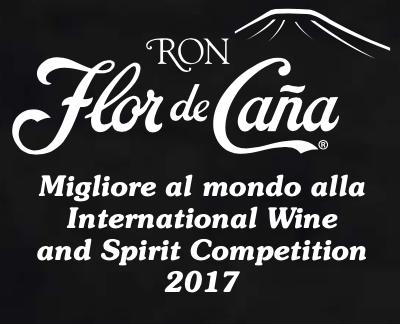 Logo rum flor de cana
